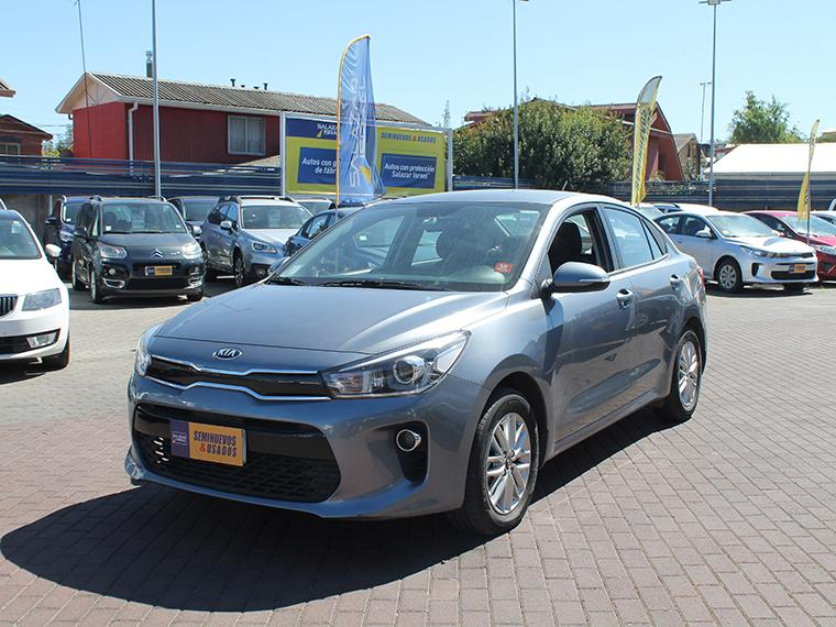 KIA RIO 4 RIO 4 EX 1.4L 6AT FULL 2018