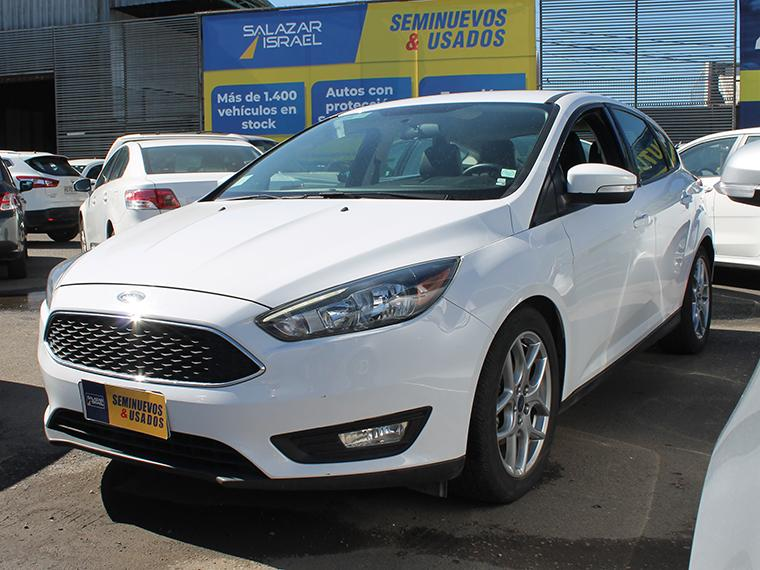 FORD FOCUS FOCUS 5D SE 2.0 AT 2016