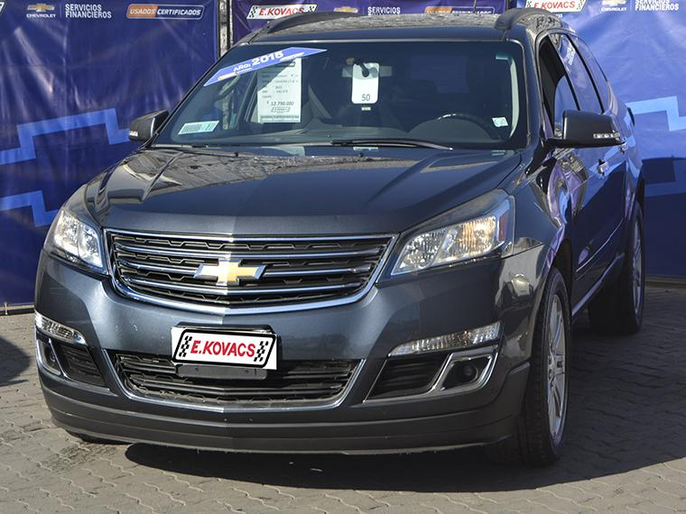 CHEVROLET TRAVERSE III LT AC AT 2015