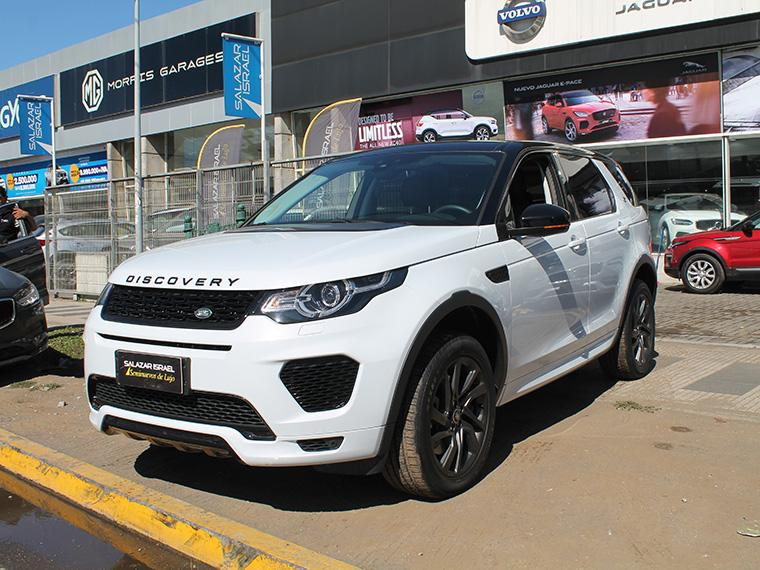 LAND ROVER DISCOVERY  SPORT HSE AWD 2.0 AUT 2018