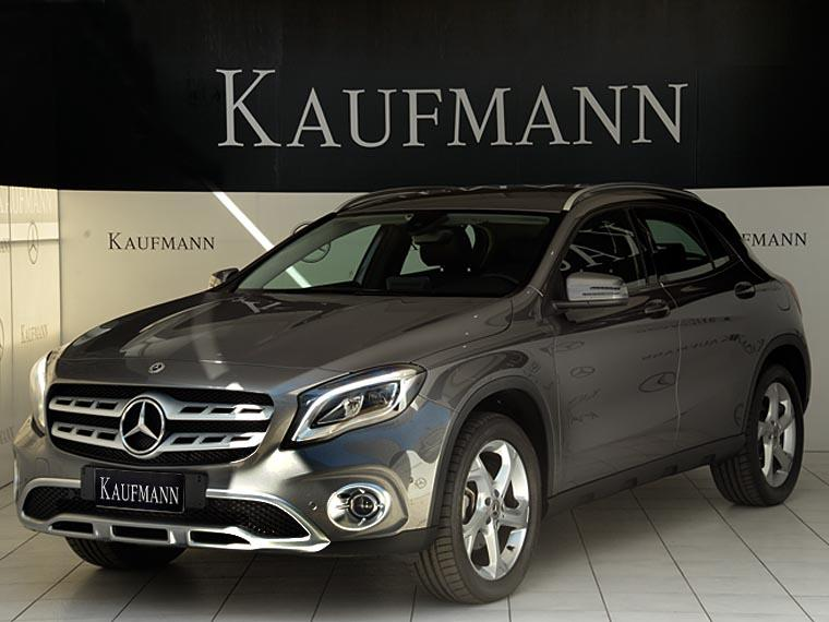 MERCEDES BENZ GLA 200 D 2018