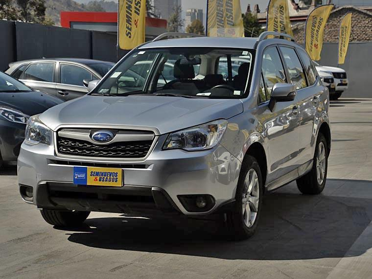 SUBARU FORESTER ALL NEW  XS CVT 2.0 2014
