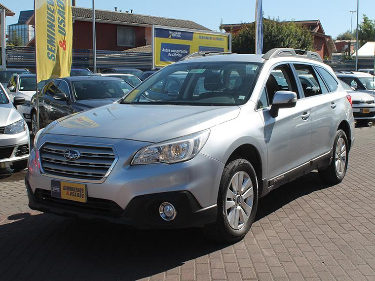 SUBARU OUTBACK ALL NEW OUTBACK 2.5I AWD CVT XS 2016