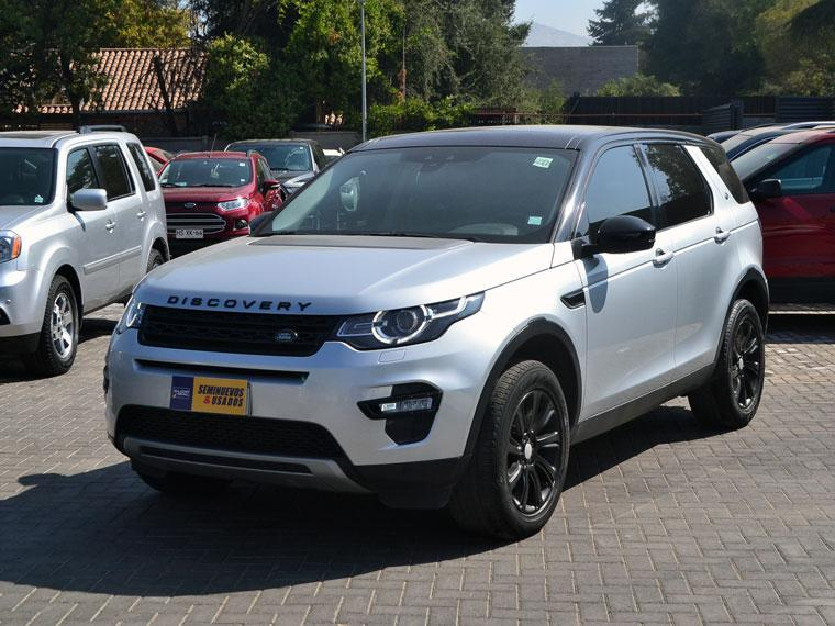 LAND ROVER DISCOVERY  SPORT HSE AWD 2.2 AUT 2016