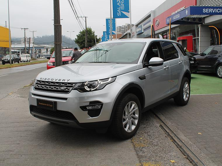 LAND ROVER DISCOVERY DISCOVERY SPORT SE AWD 2.0D AUT 2019