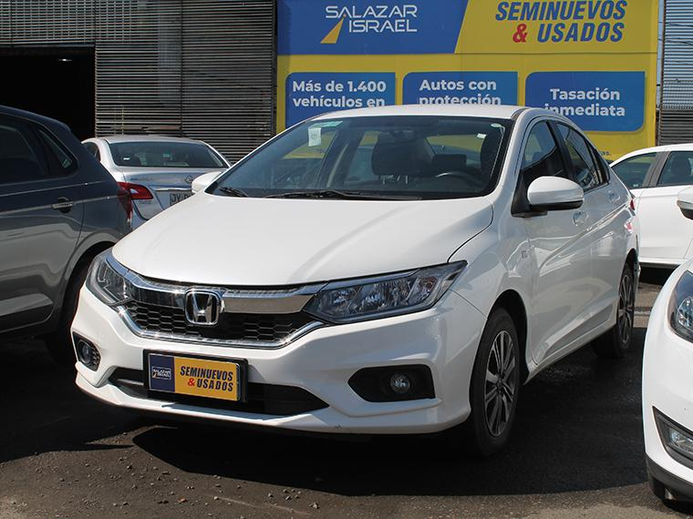 HONDA CITY NEW CITY LX 1.5 AUT 2018