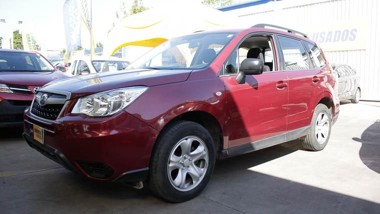 SUBARU FORESTER ALL NEW FORESTER 2.0 2016