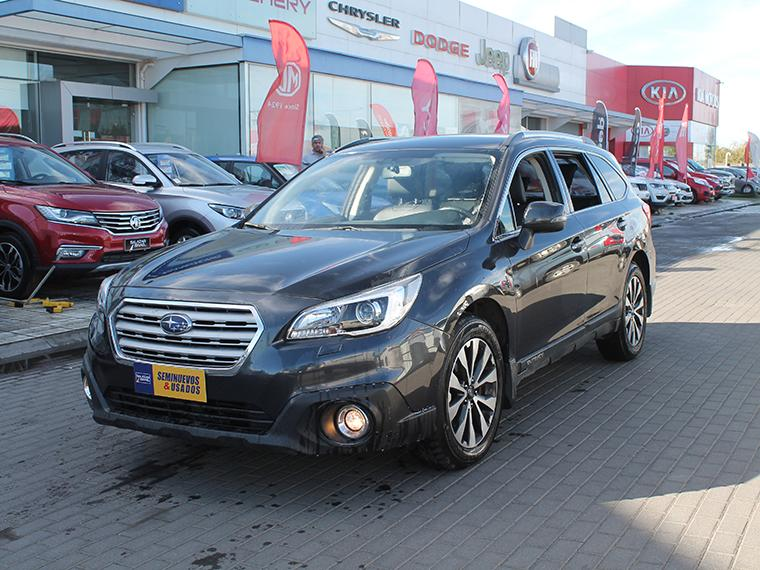 SUBARU OUTBACK ALL NEW  AWD 2.0 AUT 2017