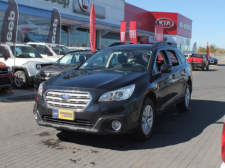 SUBARU OUTBACK ALL NEW  2.5I CVT XS 2017