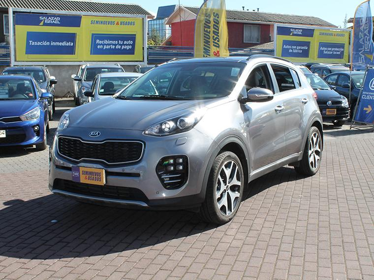 KIA SPORTAGE SPORTAGE GTL 2.0L GSL 6AT AWD FULL 2018
