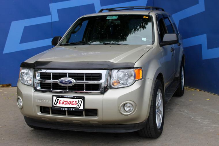 FORD ESCAPE II XLT 2.5 AT 2011