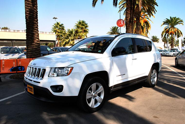 JEEP COMPASS NEW COMPASS 2.4 AUT 2013