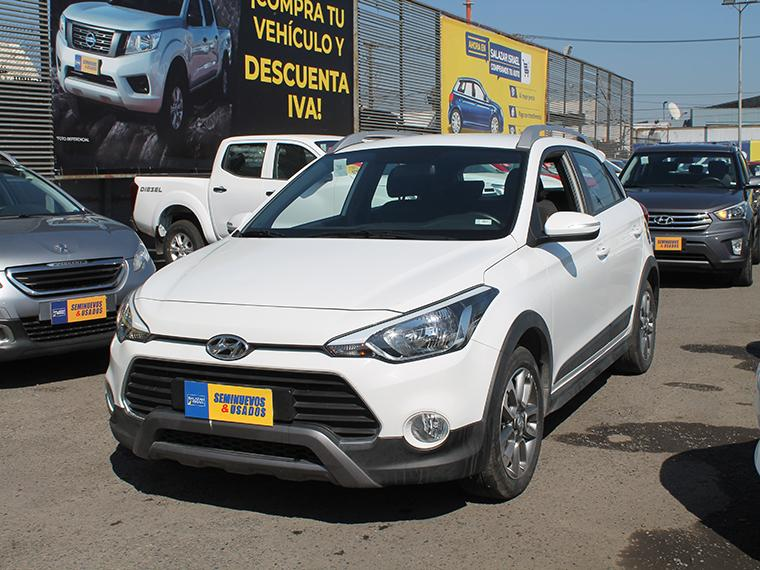 HYUNDAI I-20 I20 ACTIVE GL 1.4 AT 2018