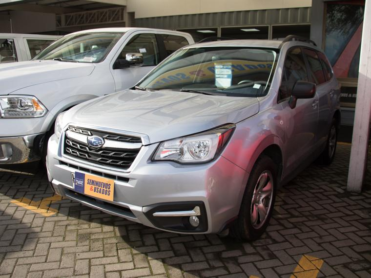 SUBARU FORESTER FORESTER2 2.0 AWD AT X 2016