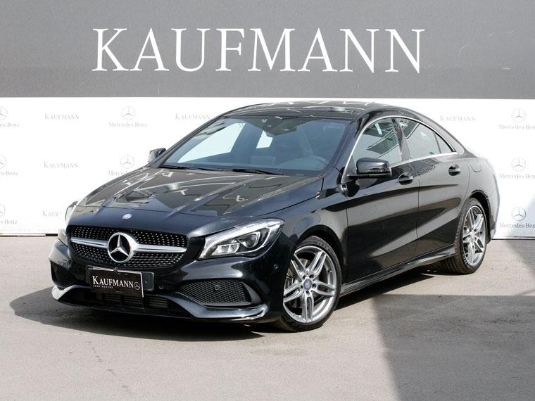 MERCEDES BENZ CLA 220 D 2017