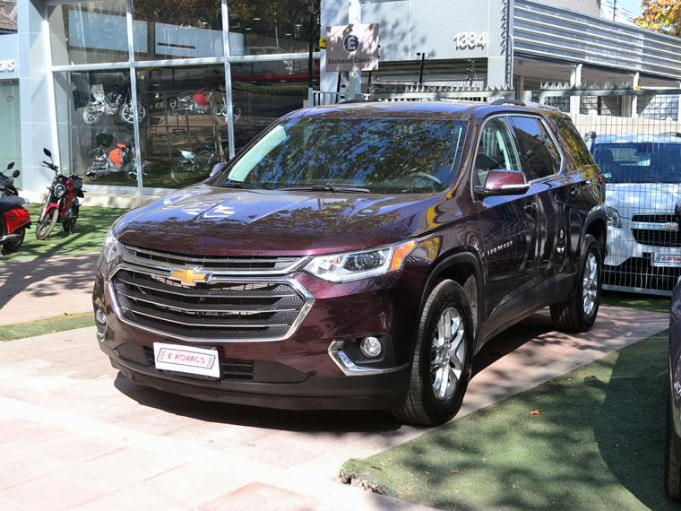 CHEVROLET TRAVERSE lt awd 2019