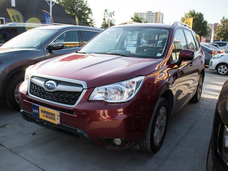 SUBARU FORESTER FORESTER XS AWD 2.0 AUT 2015