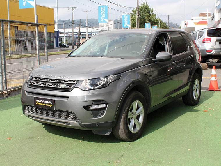 LAND ROVER DISCOVERY  SPORT 4X4 2.0 AUT 2016