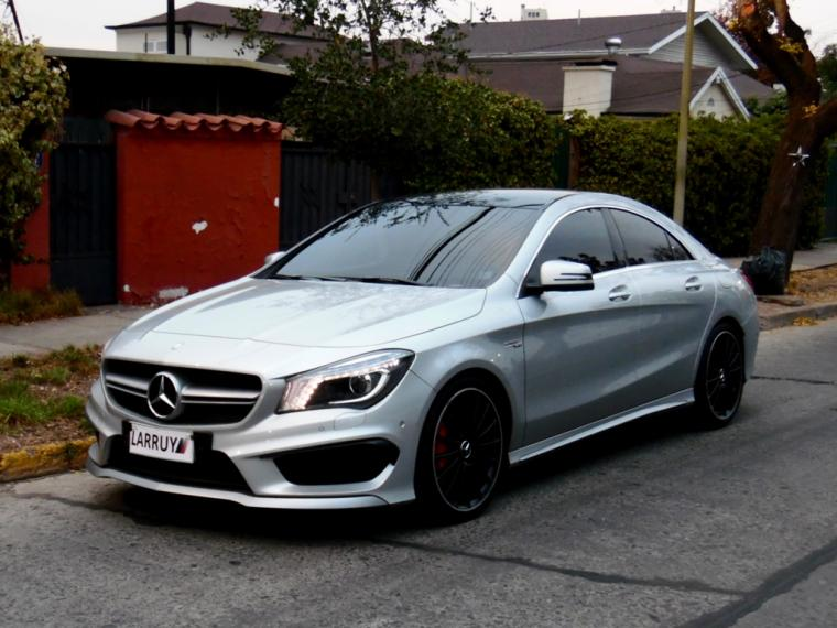 MERCEDES BENZ CLA 45  2015