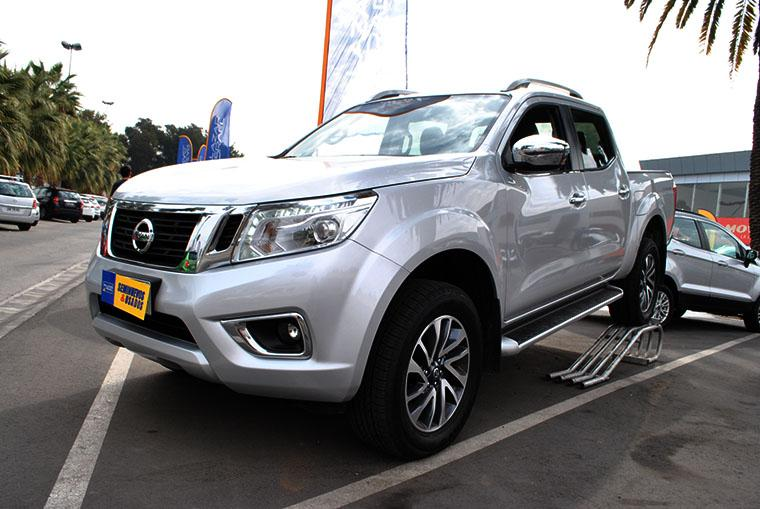 NISSAN NP300 NP300 DC LE 2.3D AT 4WD 2019