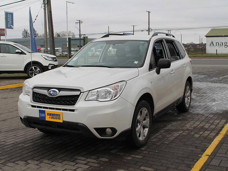 SUBARU FORESTER ALL NEW  XS AWD 2.5 AUT 2015