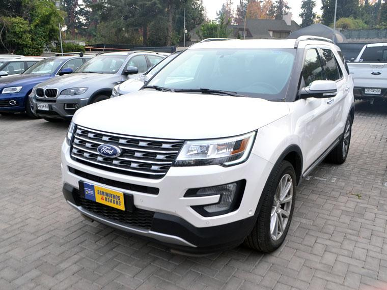 FORD EXPLORER EXPLORER LTD 4X4 2.3 AUT 2018