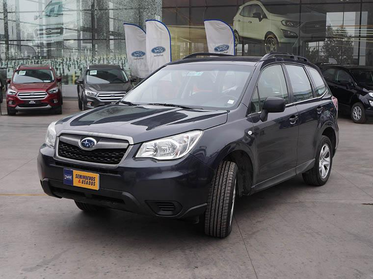 SUBARU FORESTER ALL NEW  X CVT 2.0 2016