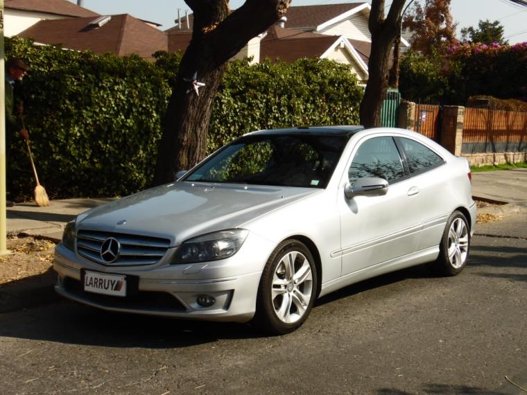MERCEDES BENZ CLC 200 2010