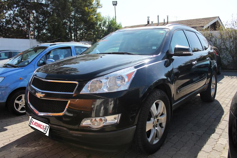 CHEVROLET TRAVERSE 3.6L LT 2010