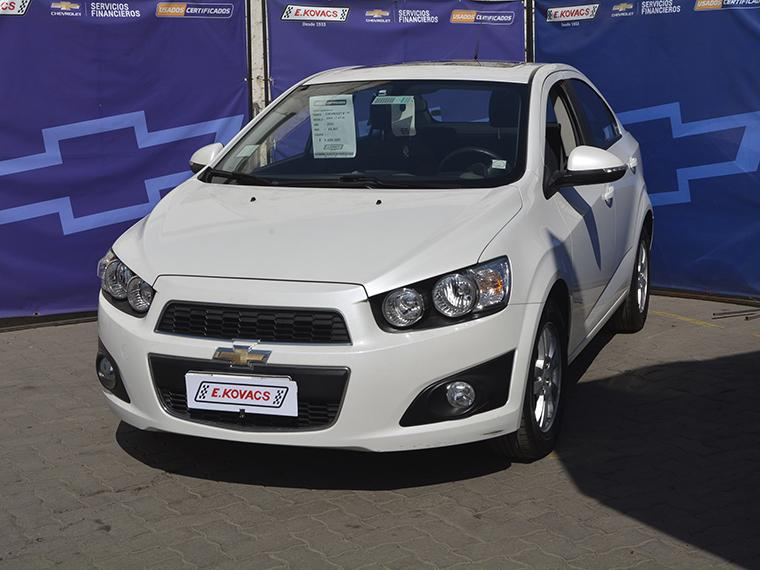 CHEVROLET SONIC LT AT AC 2015