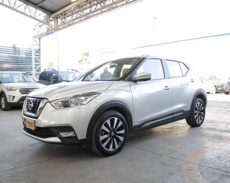 NISSAN KICKS KICKS EXCLUSIVE CVT 2018