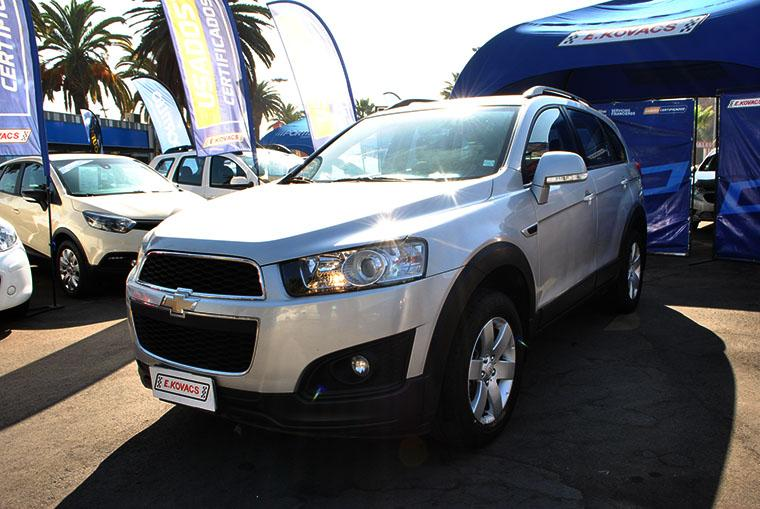 CHEVROLET CAPTIVA IV 2.4 FWD 6MT 2014