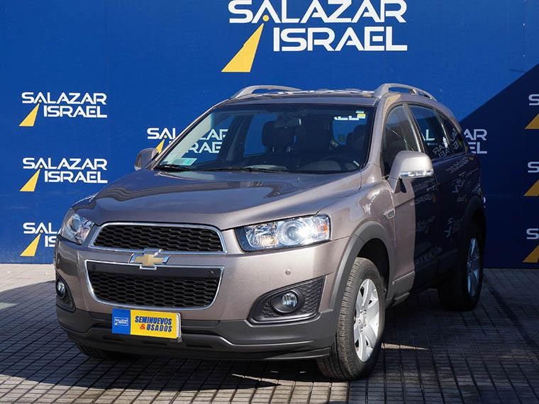 CHEVROLET CAPTIVA  LT SA 2.4 AT 2016