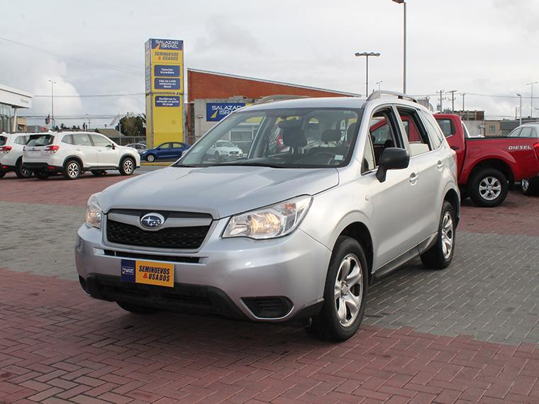 SUBARU FORESTER ALL NEW FORESTER CVT 2.0 2015