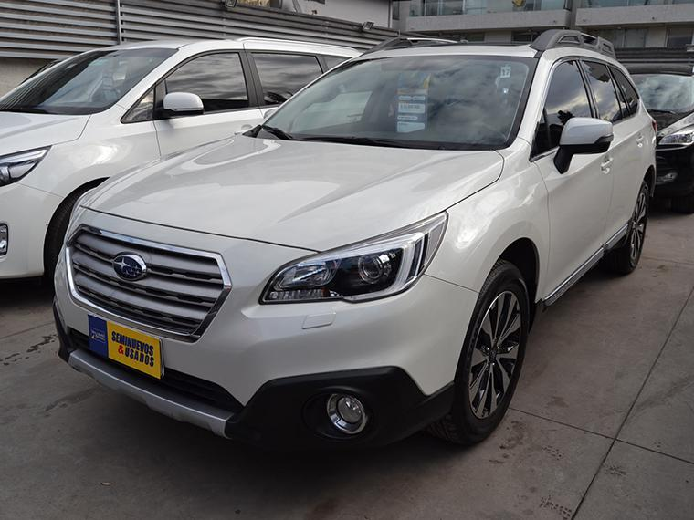 SUBARU OUTBACK ALL NEW  AWD CVT 2.5I 2017