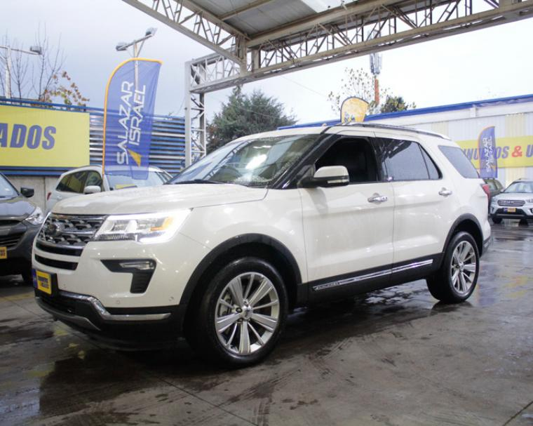 FORD EXPLORER Explorer 2.3L 4x4 Limited 2019