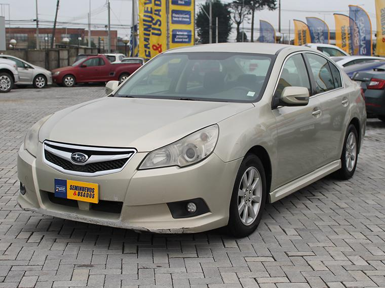 SUBARU LEGACY ALL NEW  XS AWD 2.0I AUT 2011
