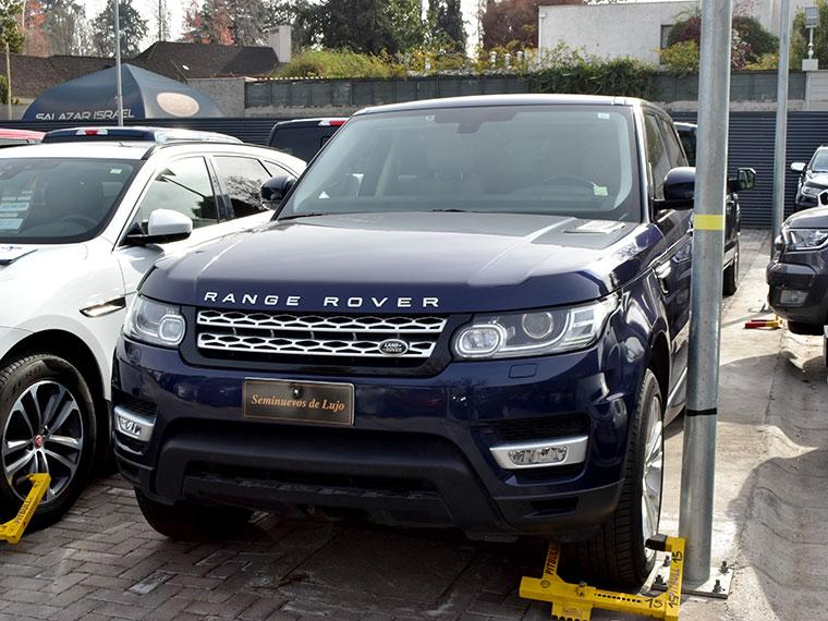 LAND ROVER RANGE ROVER  SPORT AWD 3.0 AUT 2016