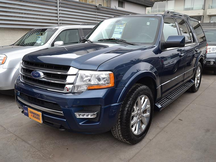FORD EXPEDITION EXPEDITION LTD 4X4 3.5 AUT 2018