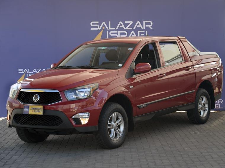 SSANGYONG ACTYON NEW  SPORT 4X4 2.0 2016