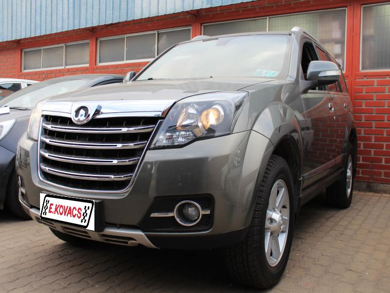 GREAT WALL HAVAL H3 LE 2.0 2018