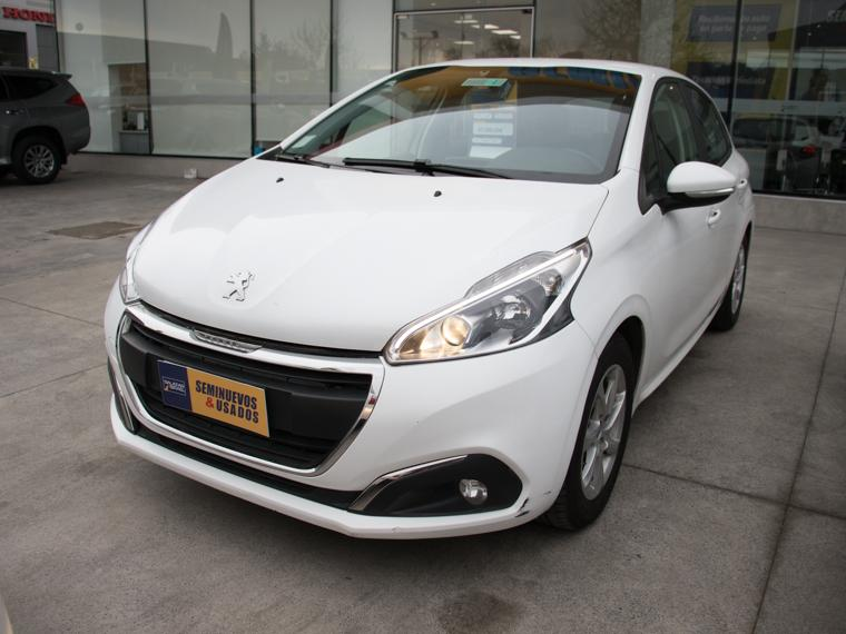 PEUGEOT 208 208 ACTIVE HDI 2018 2018