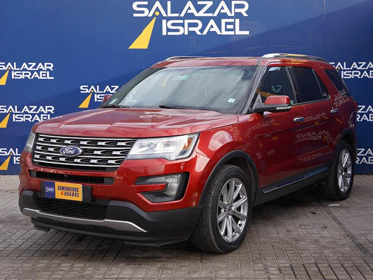 FORD EXPLORER EXPLORER LTD 2.3 AUT 2016