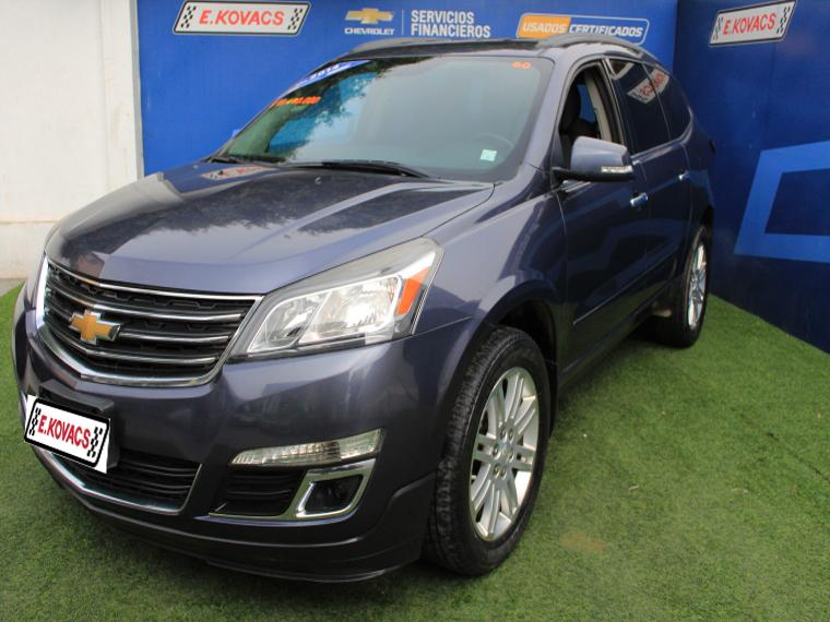CHEVROLET TRAVERSE III LT 3.6 2014