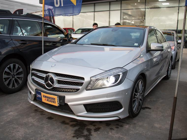 MERCEDES BENZ A 200 A200 BLUEEFFICIENCY 2014