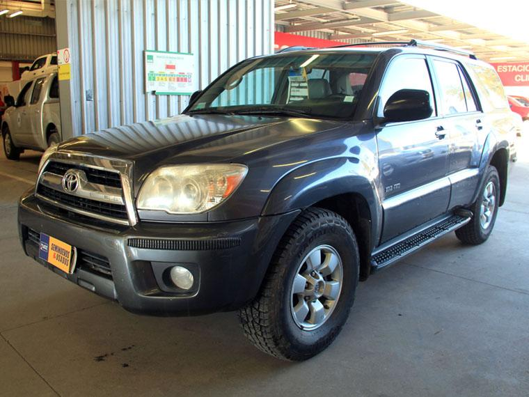 TOYOTA 4RUNNER 3900 Gasolina 5P Station Wagon 2007