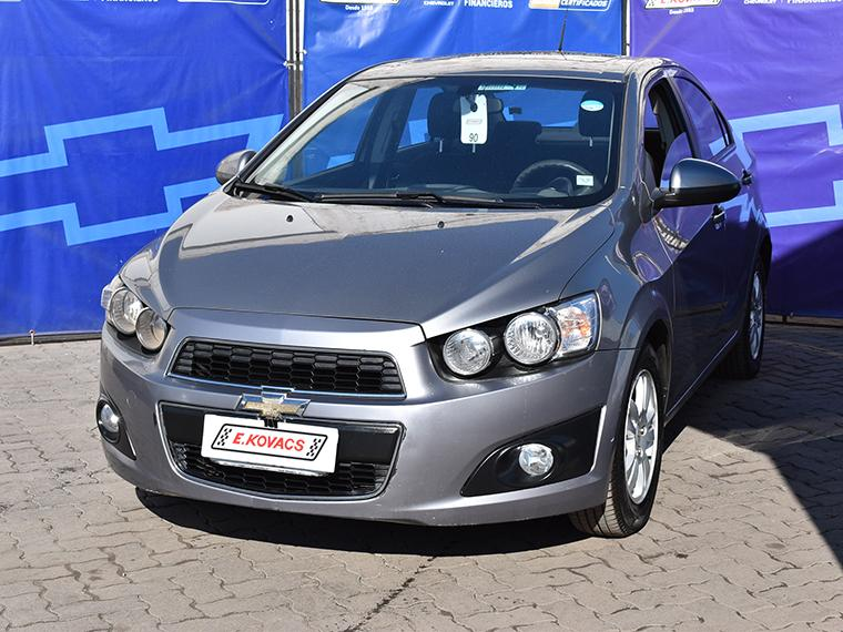 CHEVROLET SONIC LT 1.6 AC AT 2013