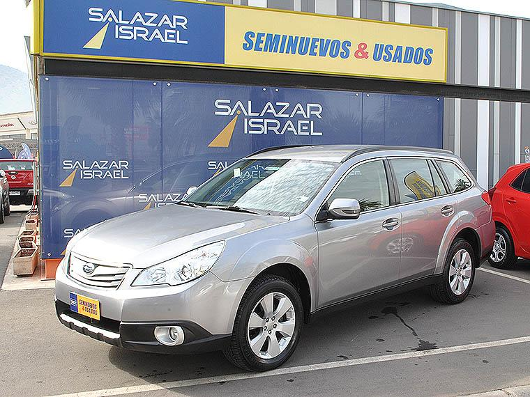 SUBARU OUTBACK OUTBACK 2.5 AUT LIMITED 2011 2011