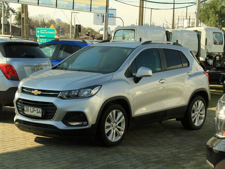 CHEVROLET TRACKER LS 1.8 2018