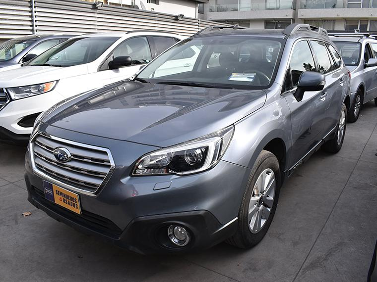 SUBARU OUTBACK ALL NEW  CVT 2.5I 2016